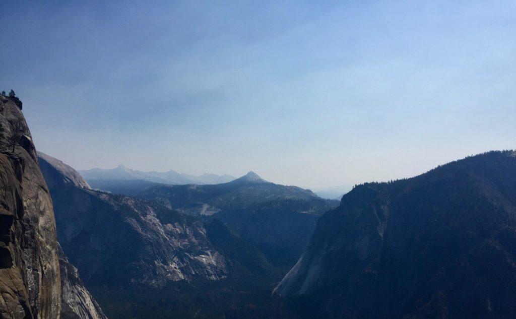 Top of Yosemite Falls