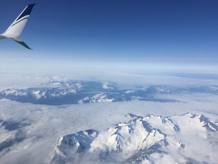 Alaska Airlines Lounge