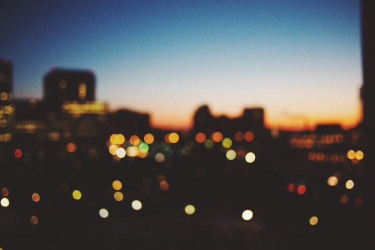 cityview at night