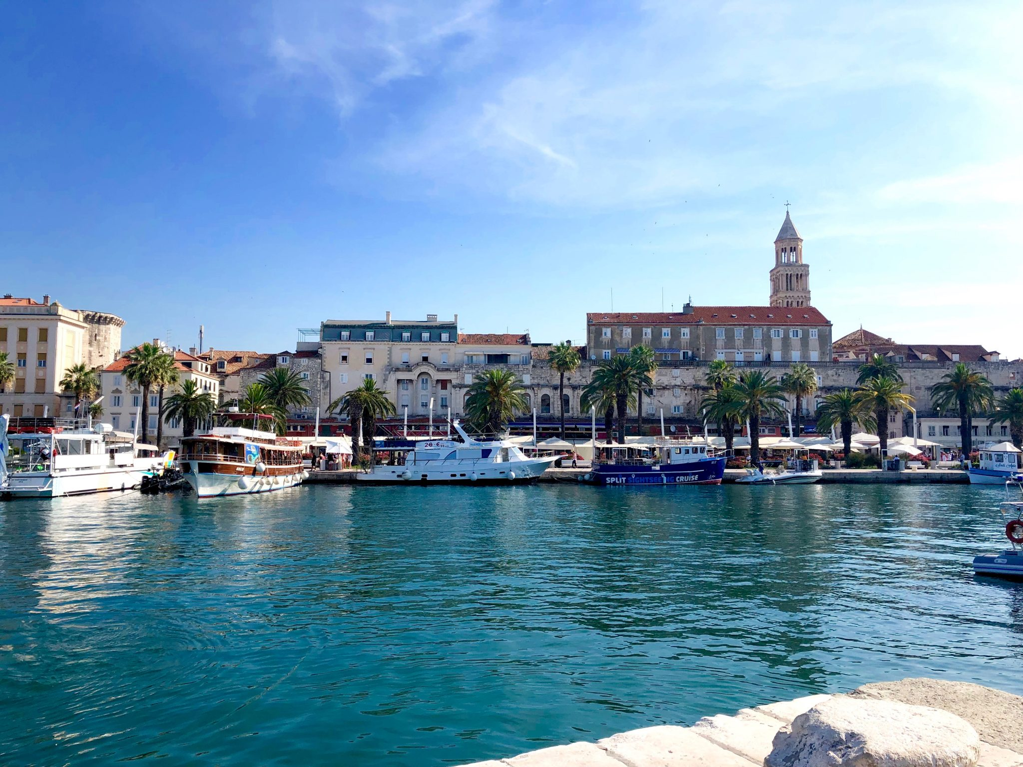 View of Split